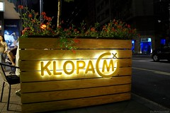 Klopa Mozzart (sufferin'succotash photo) Tags: night sony belgrade alpha a3000