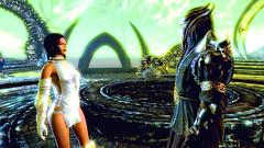 140 (Beth Amphetamines) Tags: wallpaper screenshot time beth armor brunette throne traveler realm mora meinthegame skyrim hermaeus miraak