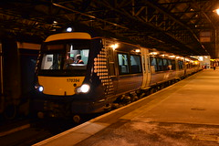 Abellio Scotrail Turbostar 170394 (Will Swain) Tags: uk travel station train march dundee britain transport 4th rail railway trains scotrail class vehicles vehicle railways 170 2016 turbostar abellio 170394