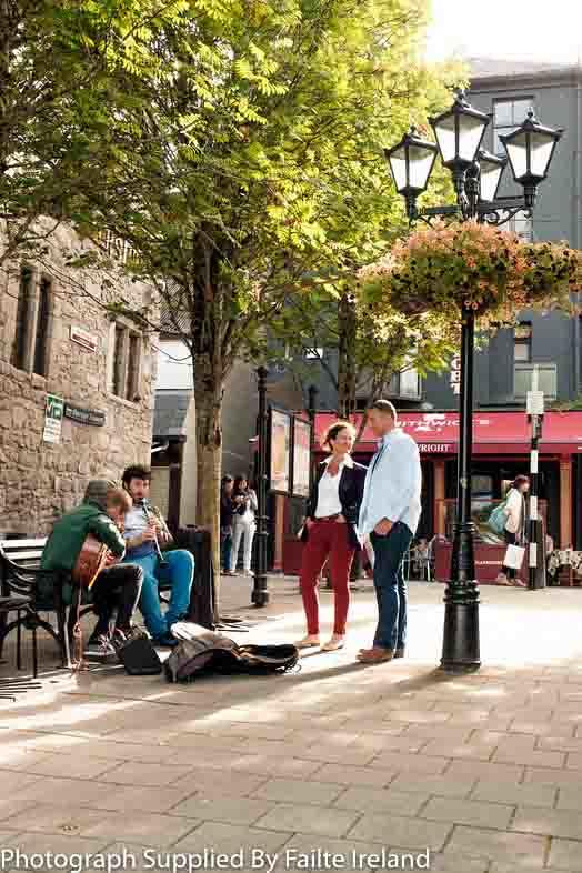 Kilkenny, County Kilkenny - streetlife