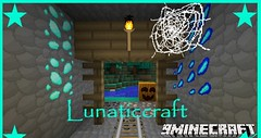 Lunaticcraft Resource Pack 1.9.2/1.9/1.8.9 (MinhStyle) Tags: game video games gaming online minecraft