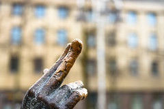 using the smear tool (lumofisk) Tags: sculpture abstract blur window statue architecture bronze facade 50mm dof hand bokeh outdoor finger fenster skulptur depthoffield architektur unscharf fassade abstrakt bronce 50mmf18 standbild nikondf