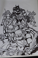 MY ART WORK 2016 (silverhead2009) Tags: light people souls pencil dark painting paper star james model faces drawing sketching turtles fantasy shade rey coloring wars designing shading