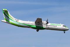 EC-MJG (GH@BHD) Tags: nt aircraft aviation ace lanzarote ibb airliner turboprop arrecife atr gcrr atr72 binter bintercanarias arrecifeairport ecmjg