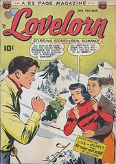 Lovelorn 4 (Michael Vance1) Tags: woman man art love comics artist marriage romance lovers comicbook dating comicbooks relationships cartoonist anthology silverage