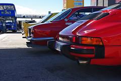euroclassics (misancal S) Tags: classic cars porsche alfa combo
