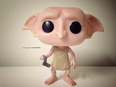 Dobby Is Free! (Marcellina.) Tags: toy character vinyl harrypotter cellphone elf brave hogwarts loyal servant iphone 2016 houseelf iphone5 magicalcreature funkopop frombooktomovie