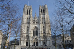 Co-Cathdrale collgiale des Ss-Michel et Gudule / Collegiale Sint-Michiels- en Sint-Goedele-co-kathedraal / Cathedral of St. Michael and St. Gudula (CoasterMadMatt) Tags: city winter brussels en building church st architecture de religious photography michael grande nikon cathedral photos capital churches cathedrals belgi bruxelles structure des february et brussel ville relgion 2016 nikond3200 collegiale gewest rgion capitalcity collgiale gudule gudula d3200 sintmichiels brusselscathedral rgiondebruxellescapitale bruxellescapitale bruxellesville grandeville villedebruxelles cocathdrale cathedralofstmichaelandstgudula hoofdstedelijk coastermadmatt belgianchurches collegialesintmichielsensintgoedelecokathedraal ssmichel cocathdralecollgialedesssmicheletgudule coastermadmattphotography winter2016 february2016 sintgoedelecokathedraal brussels2016 bruxelles2016 brussel2016