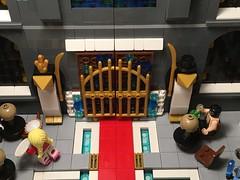 LEGO Iceberg Lounge