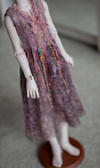 DSC_5466 (olesyagavr) Tags: outfit felting clothes nunofelting