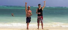 2016_22 (Dylon87) Tags: ocean friends vacation beach sailboat canon eos sand waves cuba catamaran 5d goodtimes markiii holguin