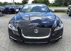 Jaguar - XJ8L - 2012  (saudi-top-cars) Tags:
