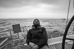 Relax (John Harlock Haldane) Tags: sea blu abruzzo ortona saeling