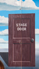 stage door (timp37) Tags: county door summer stage july indiana fair porter 2015