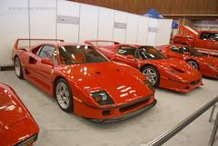 F40 & F50 (nurspecs) Tags: red ferrari cars auto exotic supercar automotive photography enzo f50 f40 288 gto vancouver canada