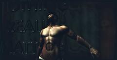 When you said your last goodbye (J M ( Freakshow zsun)) Tags: tattoo cosmopolitan speakeasy