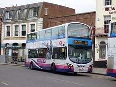 FirstNorwich 36174 - BD11CFY (Zak (Norwich Bus Page)) Tags: blueline 2016 36174 firstnorwich bd11cfy volvob9tlwrighteclipsegemini2 routefec26a