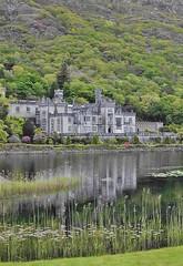 Kylemore Abbey (stevelamb007) Tags: ireland abbey kylemore stevelamb