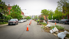 2016.04.30 Vermont Avenue Garden Work Party Washington DC USA  04479 (tedeytan) Tags: dc shaw gardenparty washinton ustreet africanamericancivilwarmemorial vermontavenue exif:make=sony exif:focallength=18mm camera:make=sony exif:aperture=63 exif:isospeed=100 exif:lens=e18200mmf3563 exif:model=ilce6300 camera:model=ilce6300