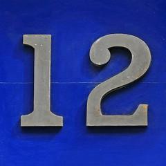 12 (Leo Reynolds) Tags: lumix panasonic number 12 twelve numberproperty xsquarex fz1000 xleol30x