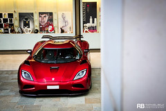 Koenigsegg Agera R (Raphal Belly Photography) Tags: red paris france cars car canon de french rouge photography eos hotel automobile riviera photographie south voiture casino montecarlo monaco mc belly r 7d carlo monte raphael rosso luxury rb supercar spotting koenigsegg supercars raphal rossa principality principaut 98000 agera