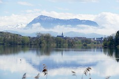 Baldeggersee Hochdorf Seetal Lucerne and Mount Rigi Switzerland (roli_b) Tags: panorama lake see luzern vista lucerne rigi hochdorf baldegg baldeggersee seetal seethal mountrigi lakevalley hofdere