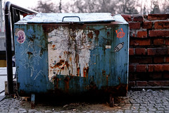 City landscape (Eat.myphoto) Tags: street streetphotography poland dirt symbols wroclaw