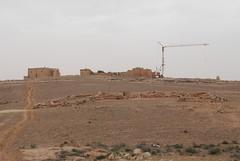 Qasr Hallabat (jrozwado) Tags: museum asia mosque jordan islamic مسجد umayyad desertcastle umayyadpalace الأموي الأردنّ hallabat qasralhallabat قصرالحلابات حلالبات القصالأموي