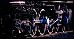 Wheels of Steam Locomotive at Museum of Transportation_IMG_5912c3 (Wampa-One) Tags: newyork wheels hudson nickelplateroad steamlocomotive alco stlouismo nkp 464 americanlocomotivecompany chicagostlouis nationalmuseumoftransportation newyorkchicagostlouis built1927 nycstl newyorkchicagoandstlouisrailroad nkp170 74inchdrivewheels