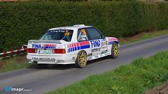 De Roeck Jean Louis - Blaton Jean Pierre - BMW E30 M3 (LF Image) Tags: image rally lf tac rallye 2016 belgiumbelgique lfimage