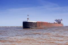 Burns Harbor (rt mamba) Tags: boats greatlakes lakesuperior greatlakesshipping superiorwi twinports oreboats