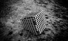 Alien artifact (Rookipix) Tags: france me reflections photography nikon photographie alien creative moi lucas cube nikkor guillaume artifact ideas mes feelings ides crative my motions rflexions d5300 rookipix atfact