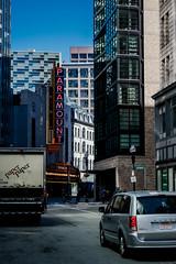 Paramount (joe10491) Tags: street color building boston architecture photography photo nikon theather d3300