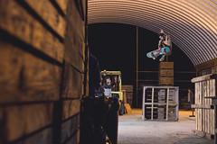 ... (d-kings) Tags: canon 50mm skateboarding f14 skate skateboard shelter sk8 6d strobist skaterancagua dkingsphoto