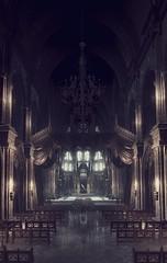 """When in Rome, do as the Romans do"" (Pheabus2K9) Tags: church darksouls3 dks3"