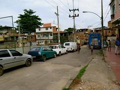 Entrada da comunidade (CatComm | ComCat | RioOnWatch) Tags: brazil water gua brasil riodejaneiro sewage favela picapau esgoto cordovil
