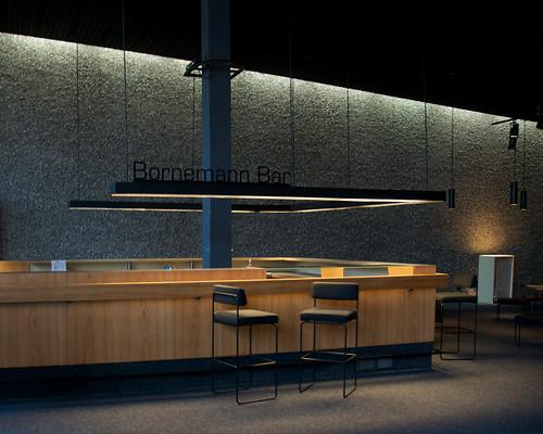 Architecture Bornemann Bar im Haus der-Festspiele