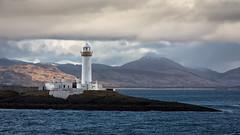 Lismore Lighthouse, Sound of Mull (David Jones 2) Tags: lighthouse scotland sound outer mull barra hebrides lismore