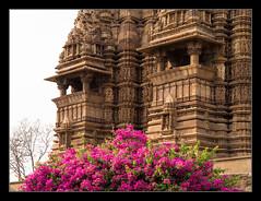 Khajuraho Temples (Mario Feierstein) Tags: india temple hindu khajuraho