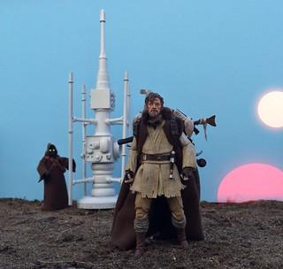 Mythos Obi-Wan as the Suns set.