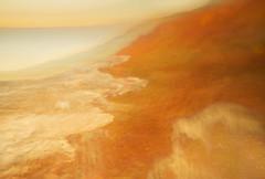 Untitled75_2016 (Jonny Bell) Tags: sea seascape painterly blur beach suffolk dunwich icm multipleexposures