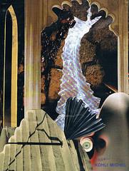 JET D'EAU (KOHLI MICHEL) Tags: art collage agua eau arte fuente fontaine jetdeau surtidor artkohli