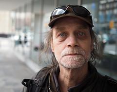 Peter (jeffcbowen) Tags: street toronto stranger peter thehumanfamily