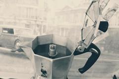 ... il vero sapore del caff (Sir enjoy) Tags: vintage nikon italia 7100 caff biancoenero moka italiano