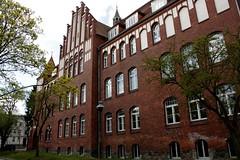 Hansestadt Anklam IMG_0255 (nb-hjwmpa) Tags: vorpommern hansestadt widerstand schulen anklam backsteinbau