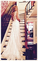 13147437_10154110640104350_7224824310301561339_o (sally_byler) Tags: wedding woman lady stairs bride staircase bridal
