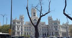 2016-04-26 10.52.29 (nickbruce483) Tags: madrid spain europe cibeles palacio plazadecibeles palaciodecibeles