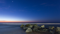 Morning Across the Atlantic (ken.krach (kjkmep)) Tags: atlanticocean oceancitymaryland