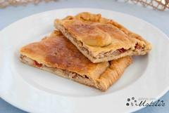 Empanada de atn (Galletas para Matilde) Tags: bonito empanada atn cocinagallega