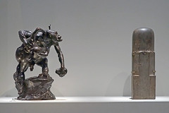 "L'exposition ""Carambolages"" (Grand Palais, Paris) (dalbera) Tags: paris linga grandpalais emmanuelfremiet dalbera carambolages"